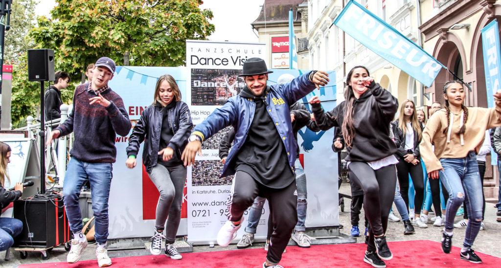 Dance Vision - Stadtfest - klein